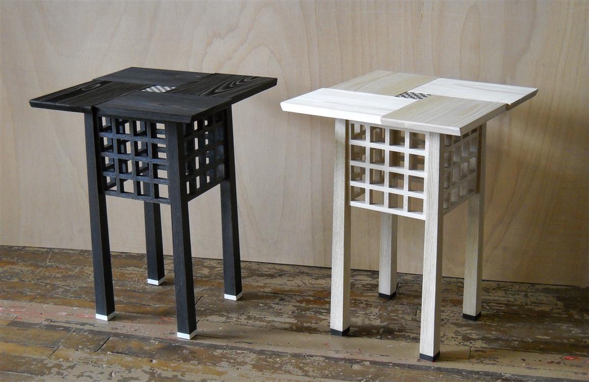 Josef Hoffmann Style Table.