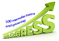 Made in California Progress 500 Manufacturers