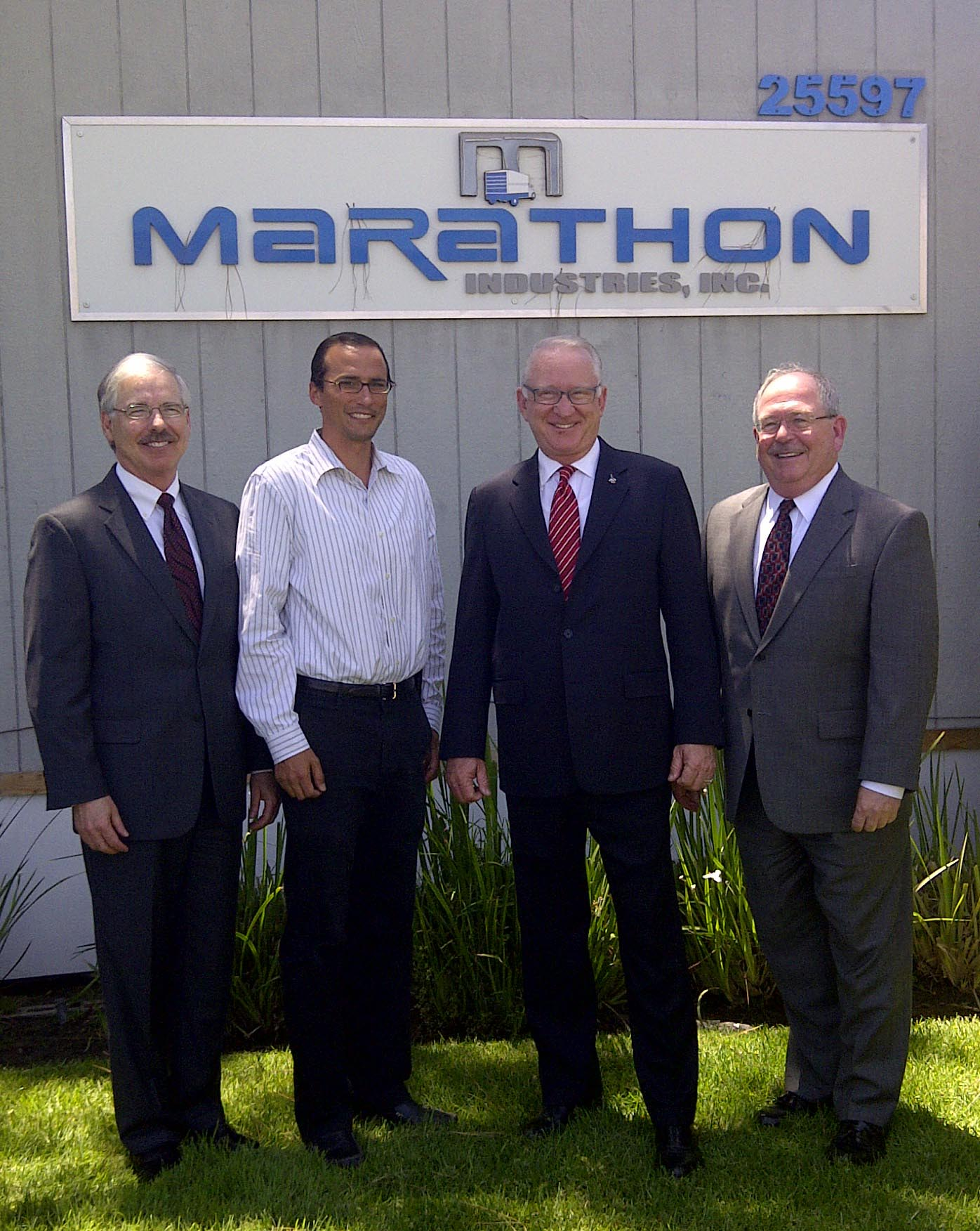 Congressman McKeon Marathon Industries newspage cropped