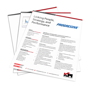 Linking People, Strategy, and Performance at Progressive