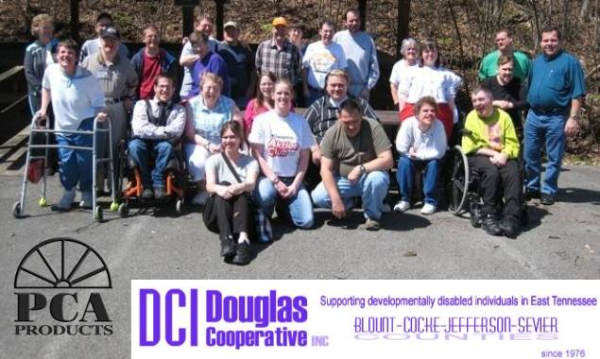 PCA Aluminum Screen Doors and the Douglas Cooperative