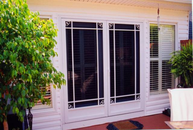 French screen doors Q-1550 Series