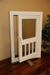 screen door display