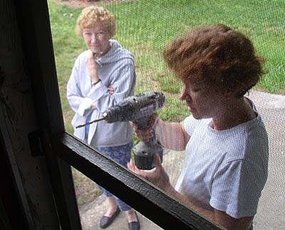 screen door hardware replacements