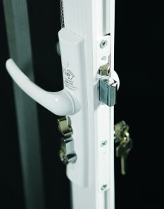 Screen door locks like the Tasman handle help keep your home safe