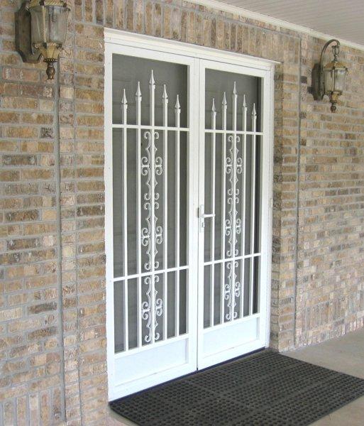 Decorative Security Screen Doors Absolutiontheplaycom
