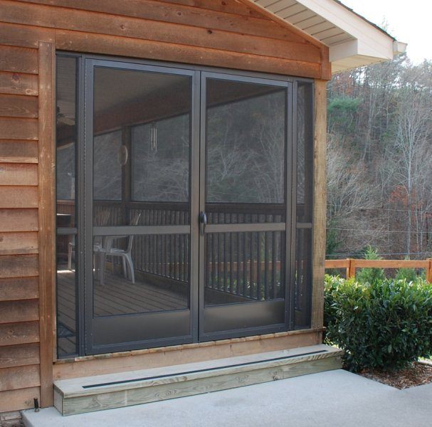 Custom screen door company with wholesale screen doors for for Custom patio doors