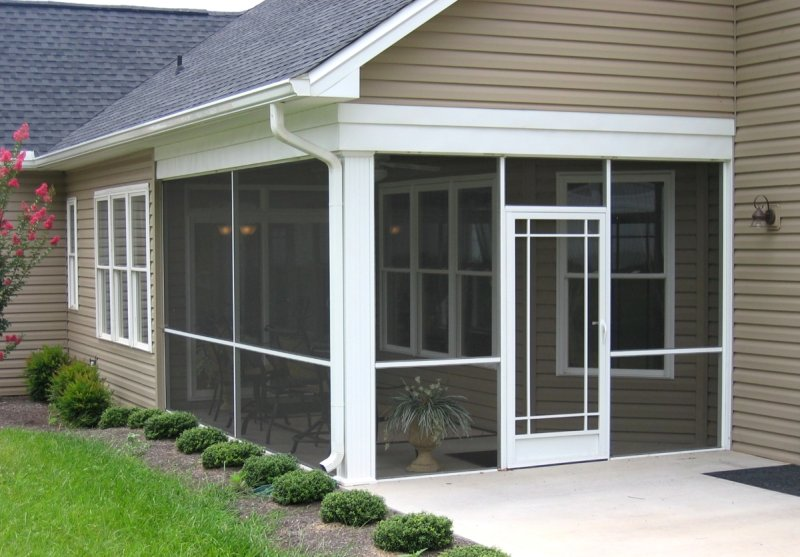 Screen Patio Ideas CSE_Q1540-001 - Custom Screen Door Company With Wholesale Screen Doors For Patios