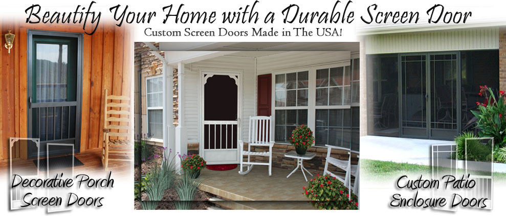 who makes the best storm doors 1