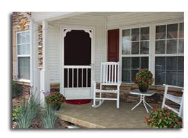 front screen doors designs ideas 