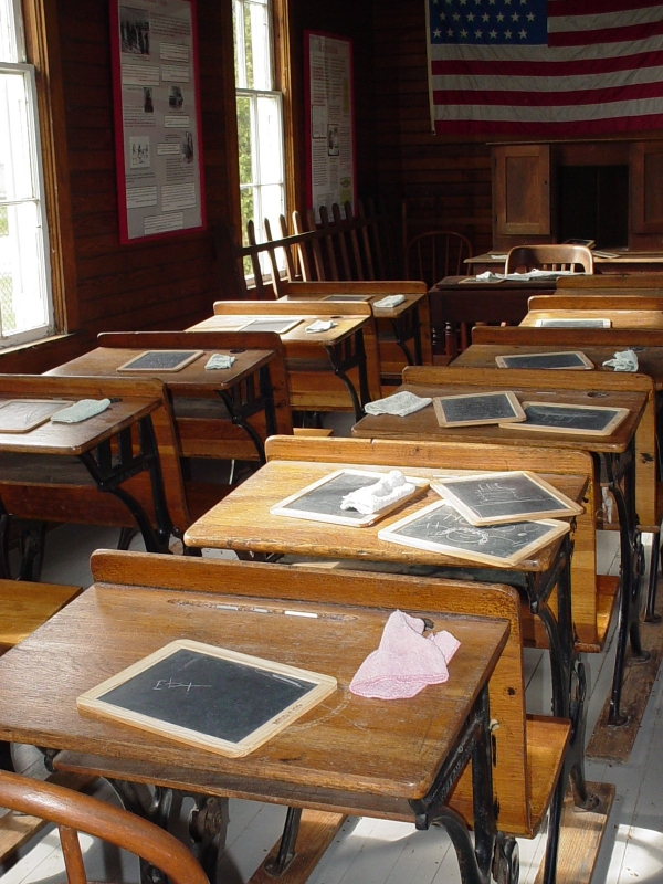 Say Goodbye To Your Old Classroom