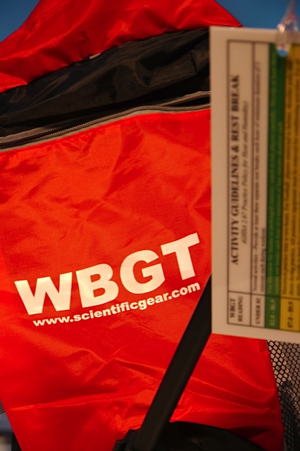 WBGT backpack