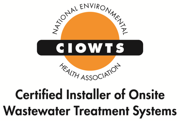 Certified Septic System Installer