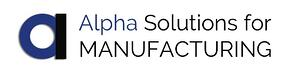 Alpha Solutions for Manufacturing icon