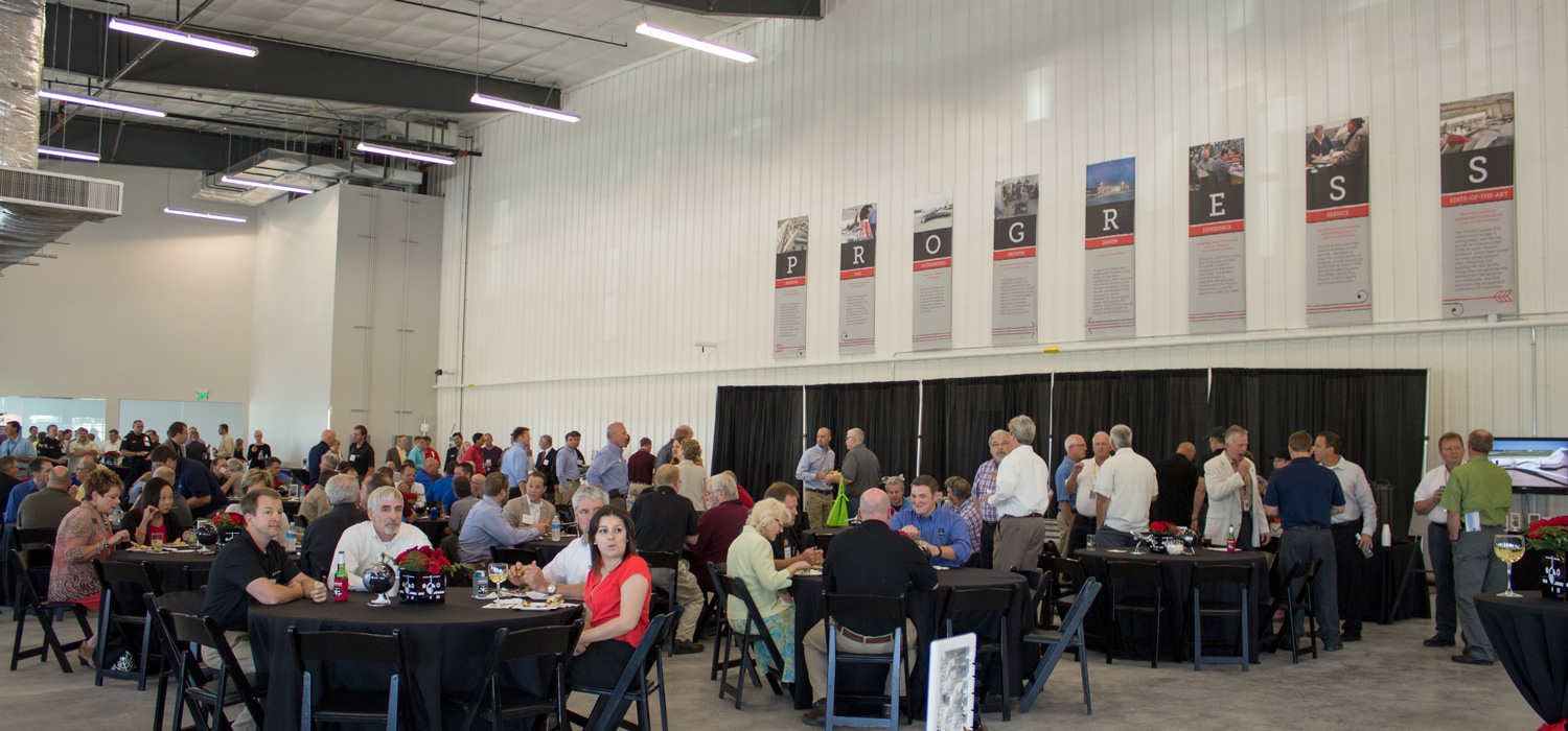 New Hangar Open House