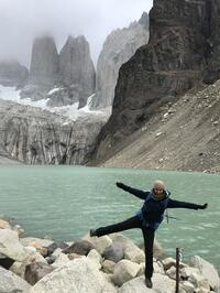 Adventures in Good company Patagonia