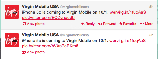 Virgin mobile gets the iPhone