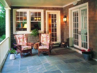 Cottage Style Vinyl Windows