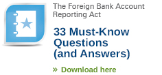 33 must know questions FBAR CTA button