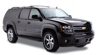 Chevy Suburban or Tahoe