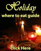 holiday dining guide