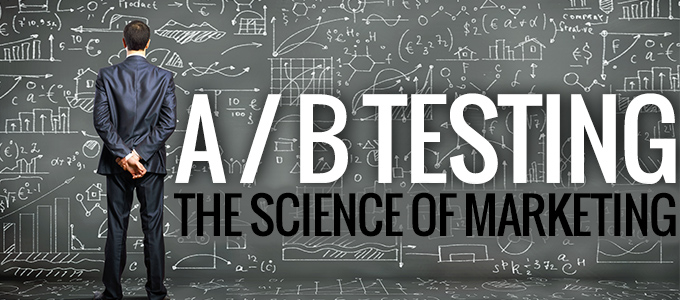 A B Testing The Science of Marketing