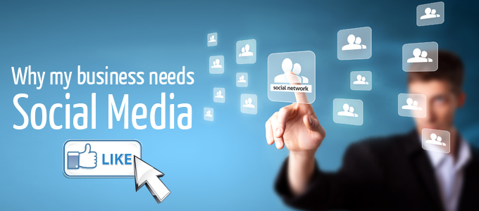why business' need social media