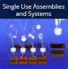 Single Use Assemblies and Systems