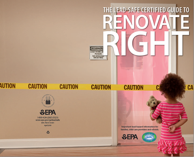 Renovate Right Pamphlet