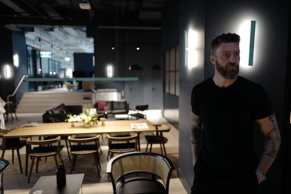The Future of Experience Design: Collaborative Workspace & the Redundancy of Physical Banks