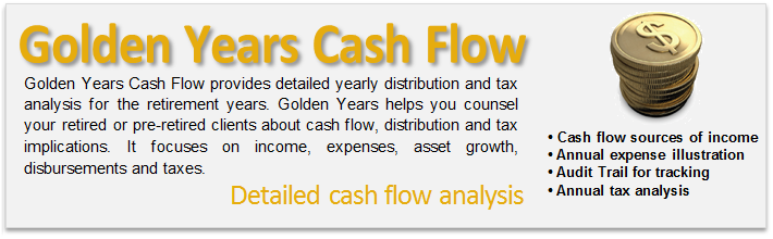 Cash Flow Financial Planning Software
