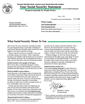 the social security administration recently added a new feature ...