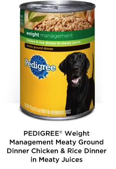 Pedigree Canned Dog Food Recall