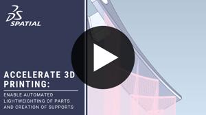 Accelerate 3D Printing