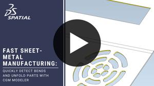Fast Sheet-Metal Manufacturing