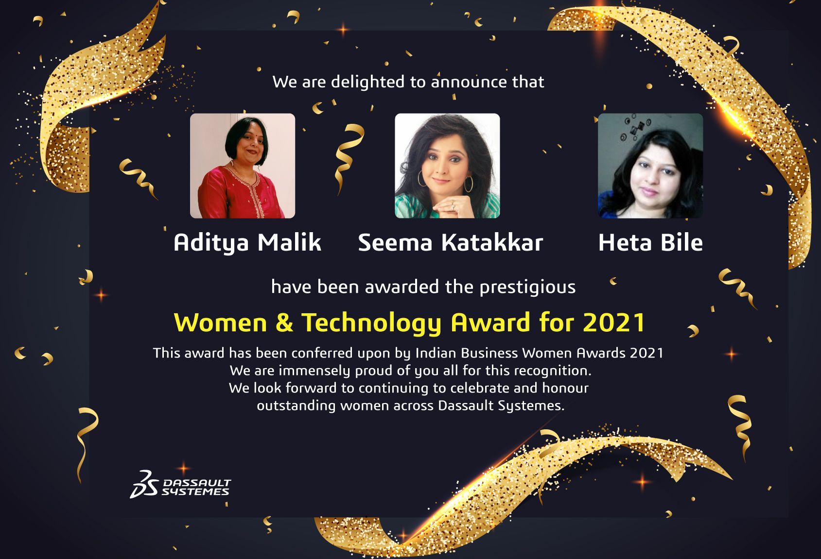 Women & Technology Award