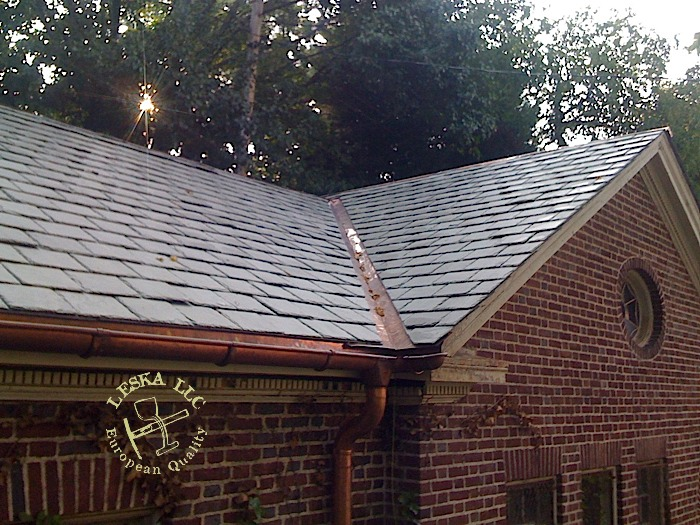 Maggio Roofing Services Photo Al Slate Roof Repair