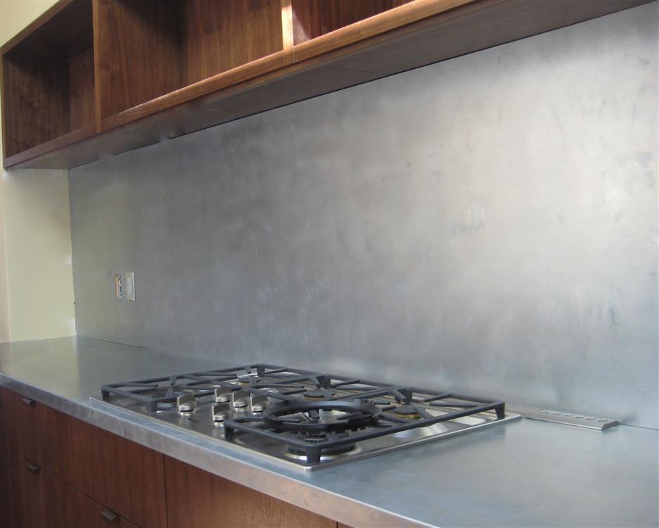 Other zinc countertops for Kitchen zinc design