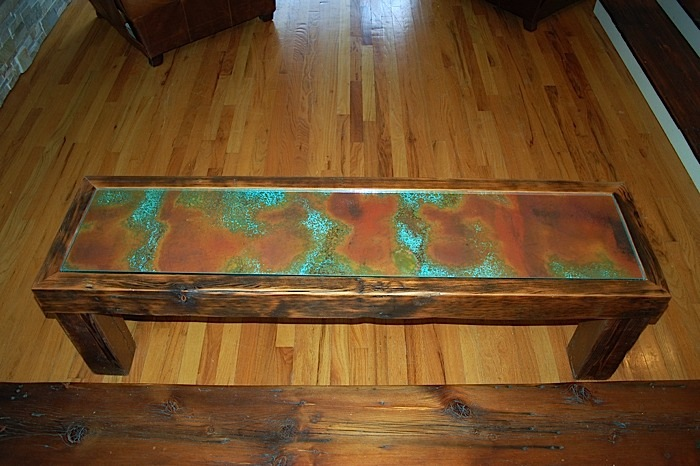 Copper Countertops, Bar Tops Multiple Color Finishes Of Copper DC, MD, VA