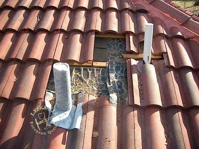 Tile Repair: Monier Roof Tile Repair