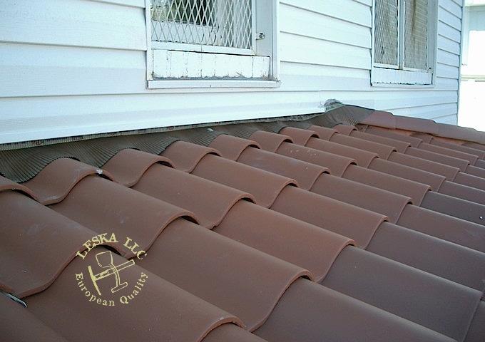 Leska Llc Maryland Baltimore Roof Tiles Tile Roof