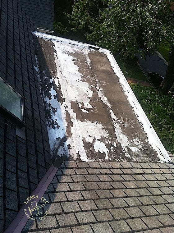 Leska Llc Silver Spring Md Metal Roof Metal Roofing