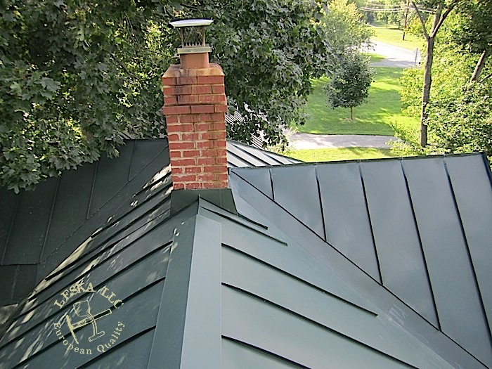 Leska Md Olney Metal Roofing Metal Roof Gutters