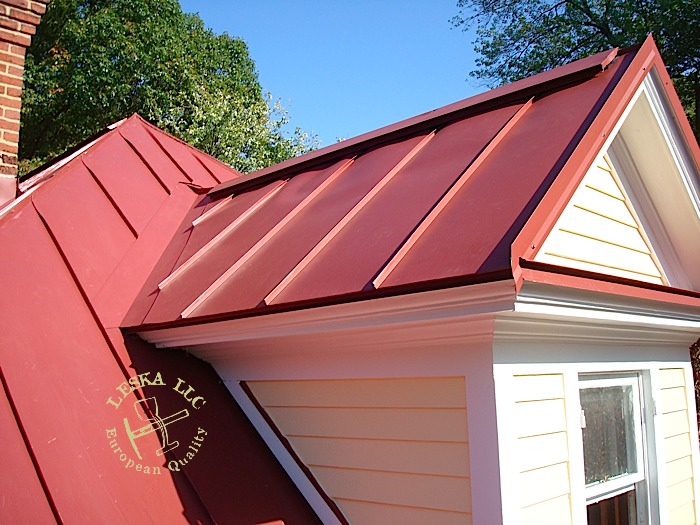 Leska Maryland Pg County Metal Roofing Metal Roof