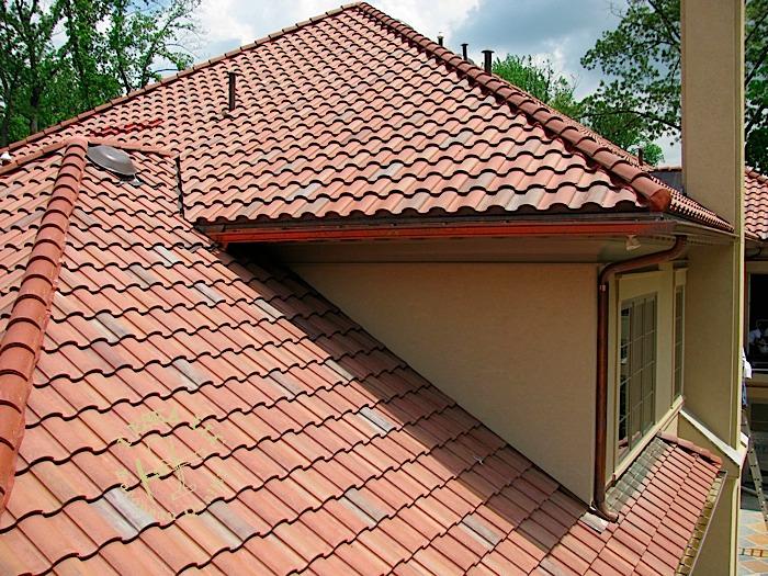 Leska Llc Maryland Bethesda Roofers Tile Roof