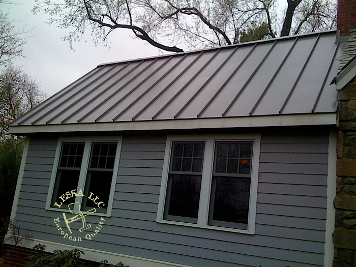 Maryland Silver Spring Slate Roof Repair Siding Bay Window