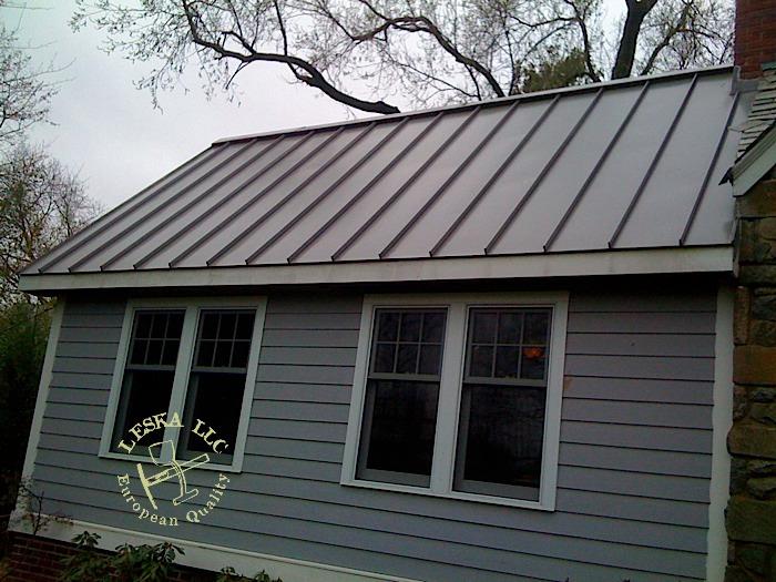Maryland Silver Spring Slate Roof Repair Siding Bay Window