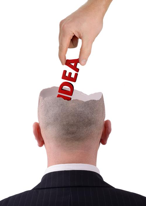 Ideas Start Sales Conversations