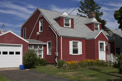 Wood Roofing - Berkeley Exteriors - CT