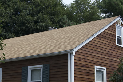 Roof Installation - Berkeley Exteriors - CT